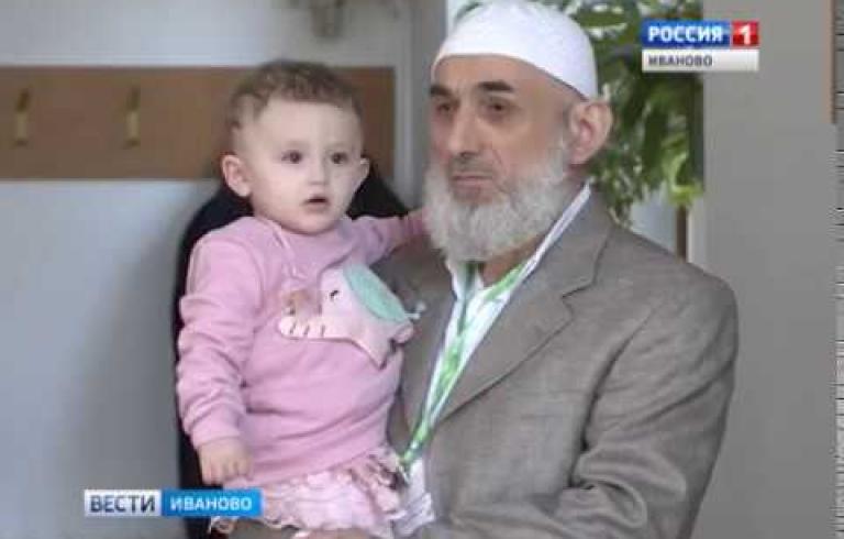 Embedded thumbnail for Мечеть открывает двери