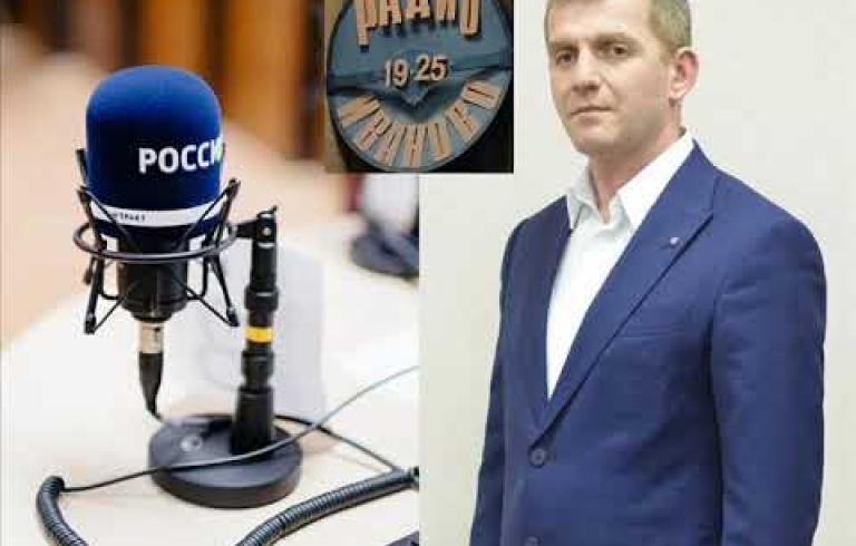 Embedded thumbnail for Председатель НКЦ удинов Эмиль Манджари в программе «Национальный вопрос» «Радио России Иваново»