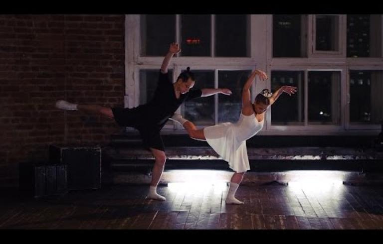 Embedded thumbnail for «Погружение в танец» – погружение в историю